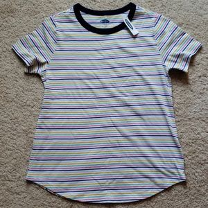 NWT! Old Navy stripped t shirt